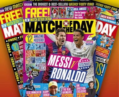 LFC Official Junior Members – exclusive discount on Match of the Day magazine!