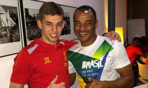 Cafu: Flanagan can emulate me