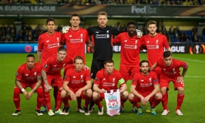 Europa League: Villarreal 1-0 Liverpool