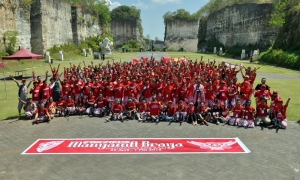 Gathernas Bigreds di Bali