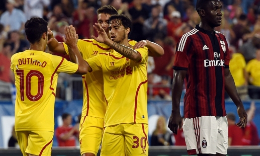 Suso hails fantastic US support