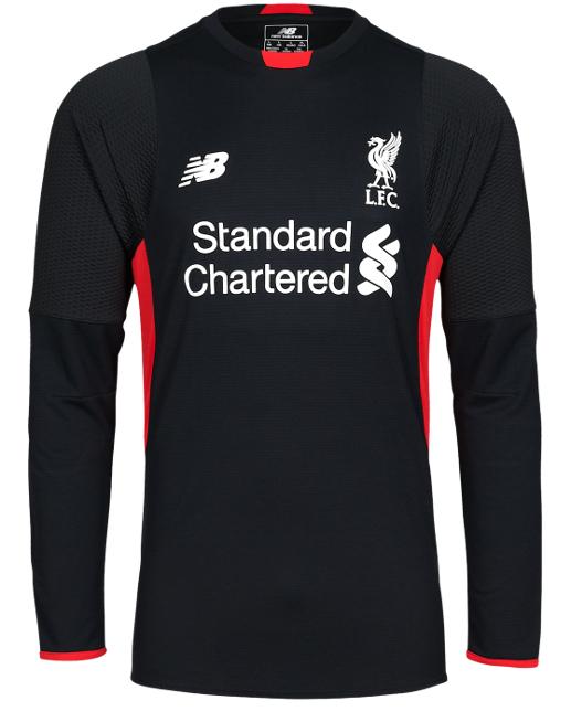 New Balance Liverpool 15-16 Kits Released - Footy Headlines