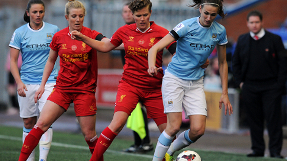 Ladies v City: Highlights