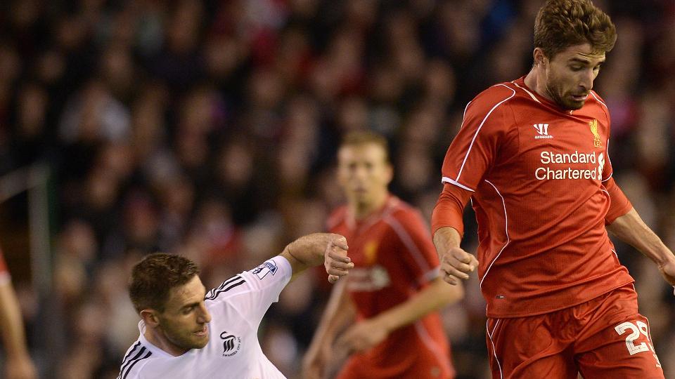 Fabio's Swansea delight