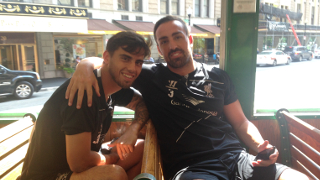 Jose and Suso's Boston tour