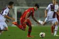 U21s 2-0 Villa: 11 mins