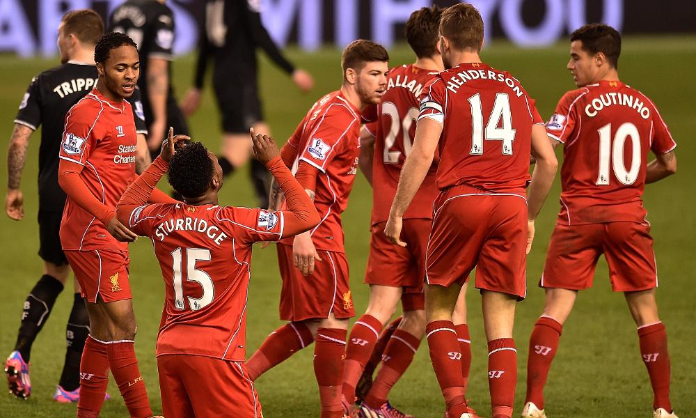 GALERI FOTO: Liverpool 2-0 Burnley