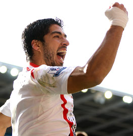 luis suarez website