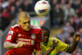 Liverpool v Norwich Highlights