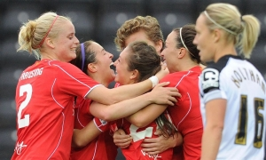 Ladies: LFC 1-0 Notts County