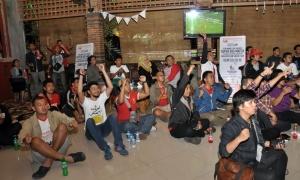 Nonbar Boxing Day, Burnley vs. LFC di Jakarta