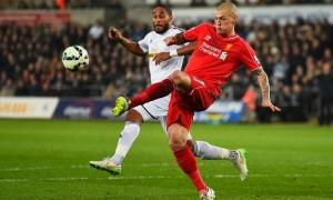 Swansea 0-1 Liverpool