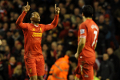 LFC 2-2 Villa: 90 seconds