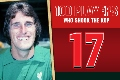 100PWSTK No.17 - Ray Clemence