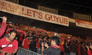 Nonton Bareng Final League Cup Di Jakarta