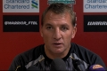 Brendan post-County presser