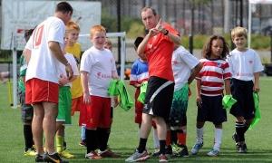 LFC kunjungi klub sepakbola FDNY di New York