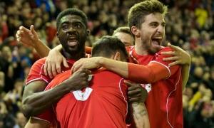 Kemenangan dramatis atas Swansea