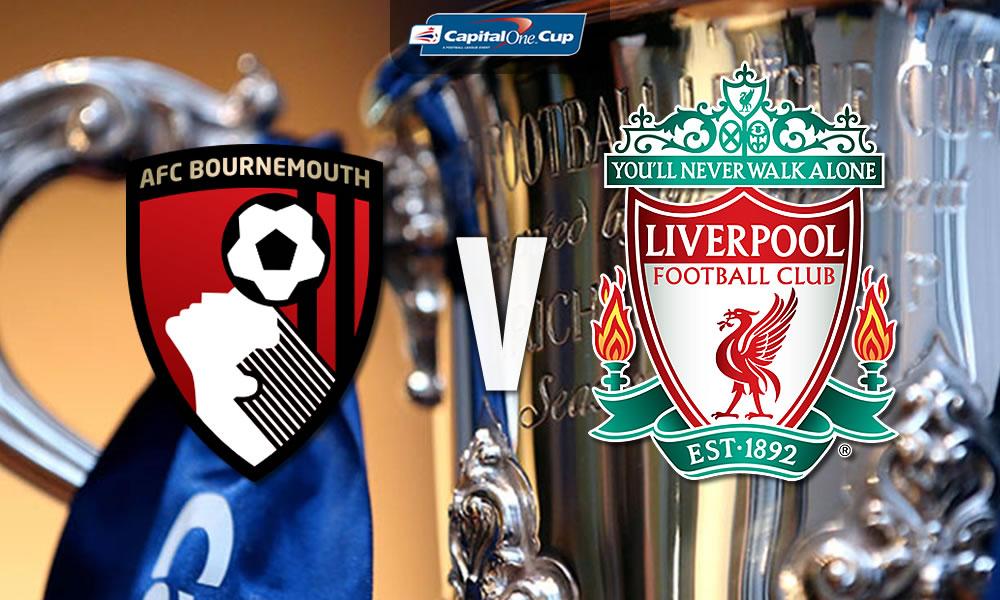 Jadwal Liverpool di Capital One Cup