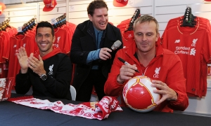 Gallery: Didi and Luis Garcia visit pop-up store