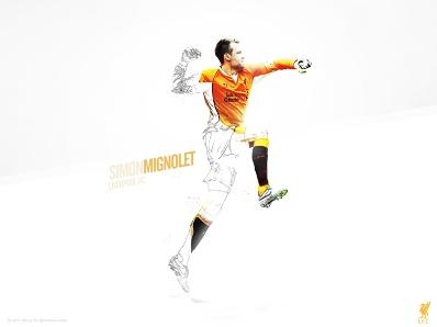 Simon Mignolet wallpaper thumbnail image