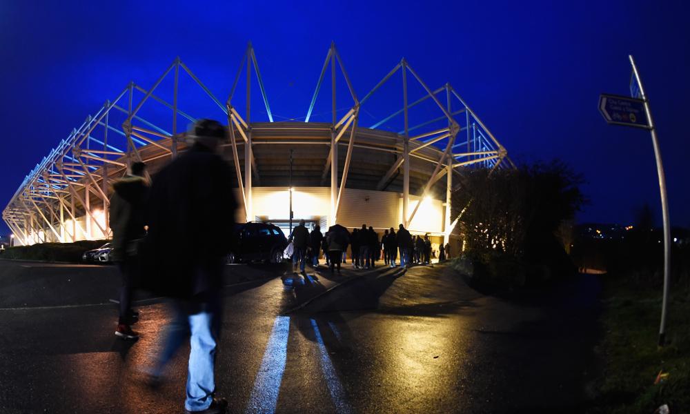 Menit ke menit: Swansea City vs. Liverpool
