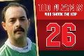 100PWSTK No.26 - Bruce Grobbelaar