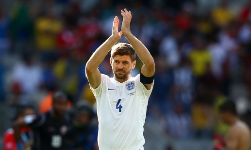 Video: Stevie on England decision