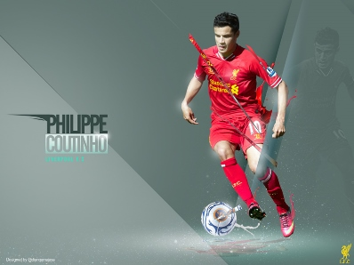 Philippe Coutinho wallpaper thumbnail image