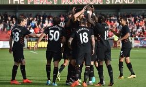 Pramusim: Fleetwood Town 0-5 Liverpool