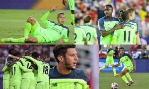 Pramusim: Liverpool 2-0 AC Milan