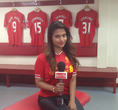 Blog 10 days with the liverpool way liverpool fc
