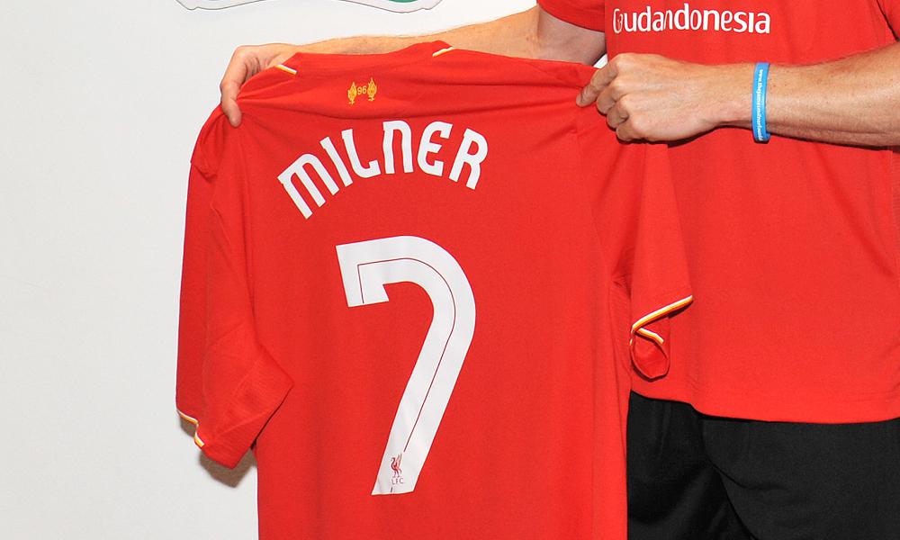 Inilah makna angka 7 yang dipilih oleh James Milner