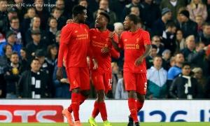 EFL Cup: Liverpool 2-1 Tottenham