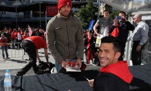 Garcia meets Reds fans in Brisbane
