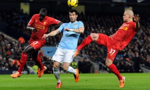 Man City vs. LFC 2013-14