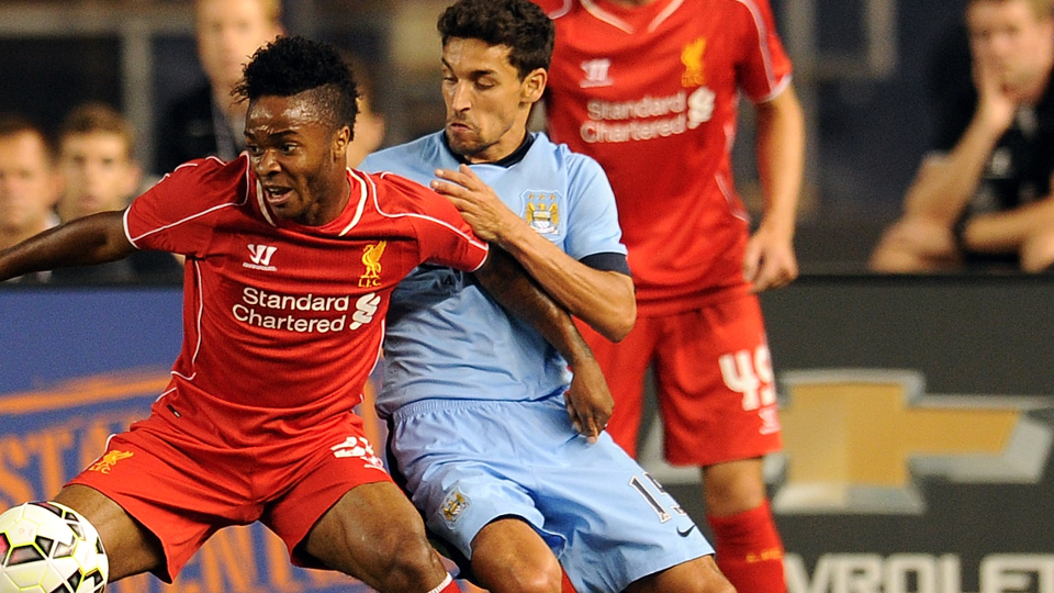 Raheem dazzles in New York