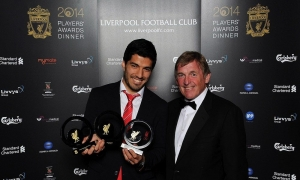 LFC Players' Dinner Award 2014