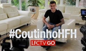 10 komentar Coutinho di film dokumenter LFCTV 'Home from Home'