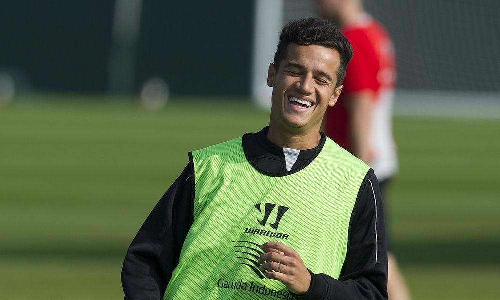 BR: Tidak ada keraguan terhadap Coutinho