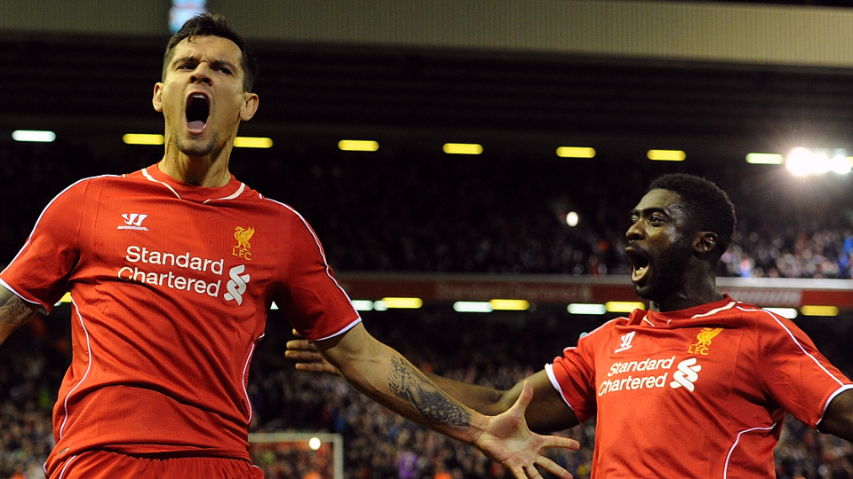 Lovren on his dramatic Kop end winner