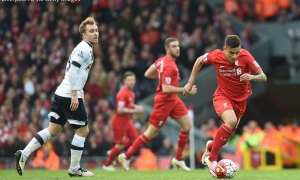 Liverpool 1-1 Tottenham