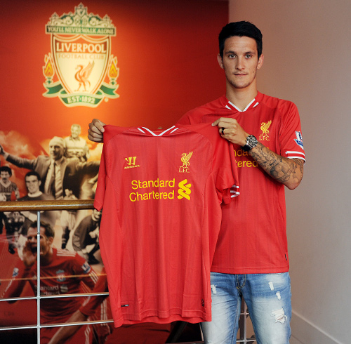 Luis Suarez Liverpool Great Reunites With Philippe: Official: Liverpool Complete The Signing Of Luis Alberto