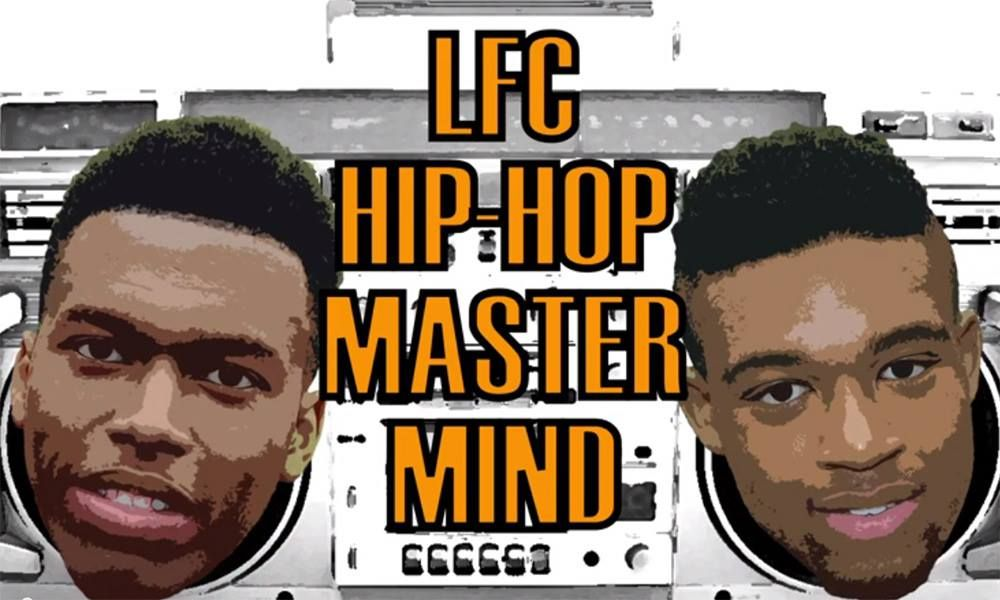 Sturridge and Ibe take the LFC hip-hop test