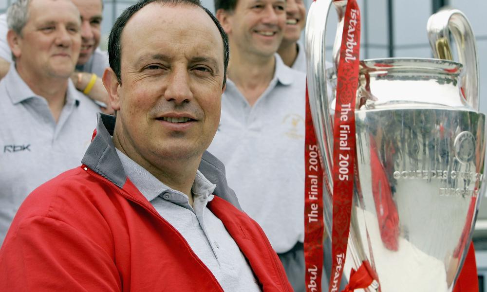 Video 'Road to Istanbul': Rafa tentang final 2005