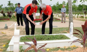 Club marks MH17 tragedy anniversary