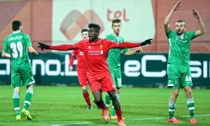 UCL U19: Ludogorets 0-3 LFC