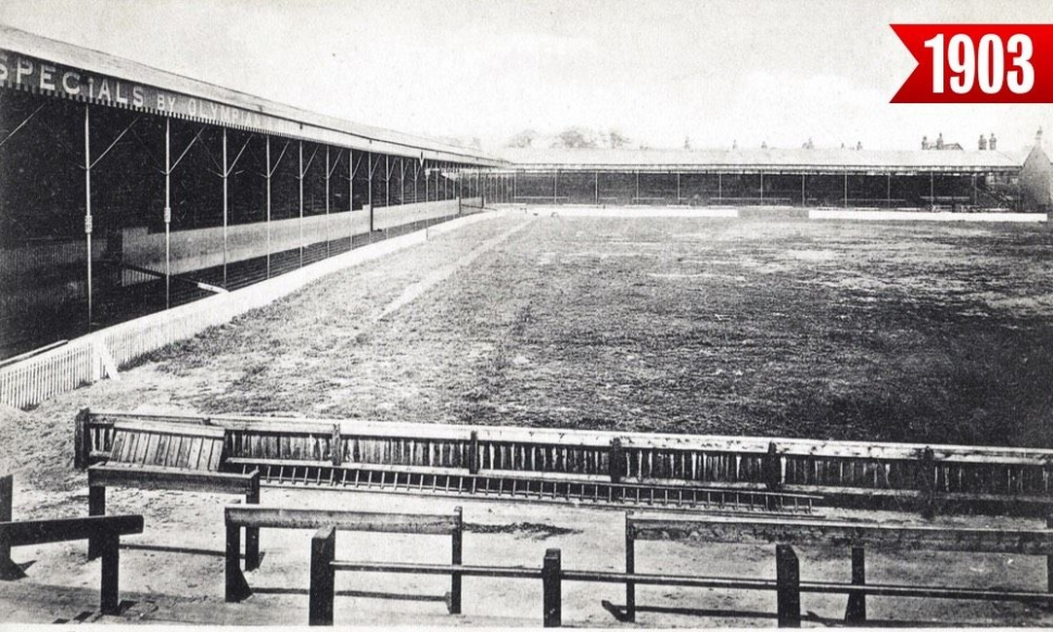 Anfield through the Years: 1903