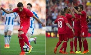 Pramusim: Huddersfield 0-2 Liverpool