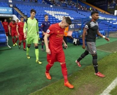 Win the chance to be a mascot as LFC U23s take on Everton U23s!